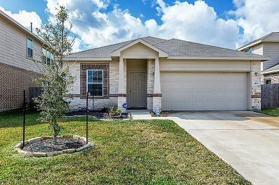 Texas City Single Family Home For Sale: 2113 Garnet Court