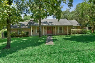 Spring Single Family Home For Sale: 3502 Hickory Hollow Road