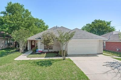 Madison County, Brazos County Single Family Home For Sale: 2021 Kimmy Drive