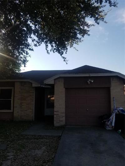 Houston Single Family Home For Sale: 12815 Copper Mill Drive