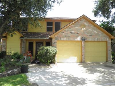 Houston Single Family Home For Sale: 8058 Trail Side Drive