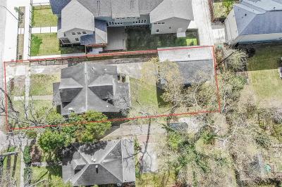 Houston Single Family Home For Sale: 1825 Arlington Street