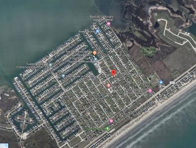 Galveston Residential Lots & Land For Sale: 4030 Navarro