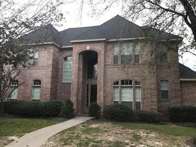 Spring Single Family Home For Sale: 6214 Becker Line Drive