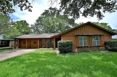 Meyerland Single Family Home For Sale: 5222 Jason Street