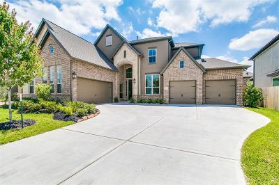 Tomball Single Family Home For Sale: 17322 Legend Creek Court