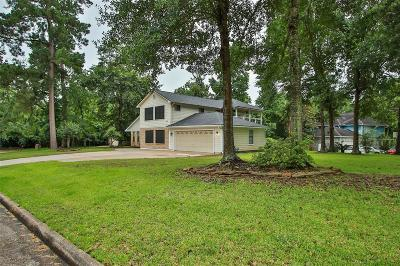 Montgomery Single Family Home For Sale: 11815 Whispering Pines Lane