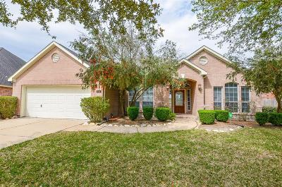 Richmond Single Family Home For Sale: 638 Summer Trace Lane
