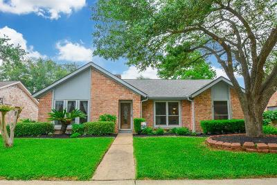Katy Single Family Home For Sale: 21222 Park Bend Drive