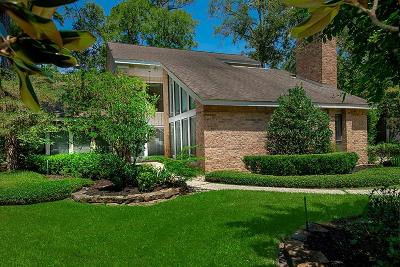 The Woodlands Single Family Home For Sale: 28 Terravale Court