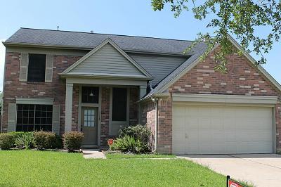 Missouri City Single Family Home For Sale: 3118 Rimrock Drive