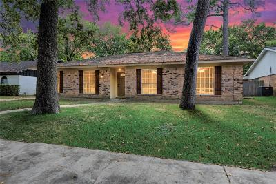 Houston TX Single Family Home For Sale: $195,900