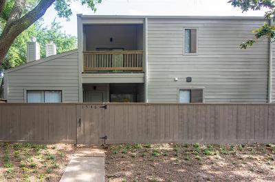 Houston Condo/Townhouse For Sale: 1546 Prairie Grove Drive