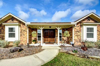 Cypress Single Family Home Option Pending: 17022 Running Cypress Drive