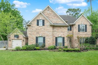 The Woodlands Single Family Home For Sale: 11 Gentle Haze Court