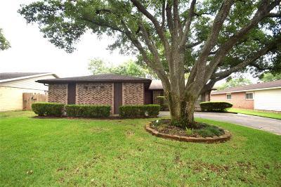 Houston Single Family Home For Sale: 4610 Skye Street