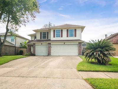 La Porte Single Family Home For Sale: 3506 Burkett Drive