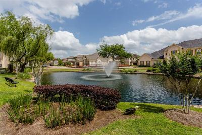 Sugar Land Condo/Townhouse For Sale: 4323 Summerlee Court