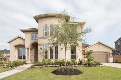 Fulshear Single Family Home For Sale: 4914 Kendalia Cloud Lane