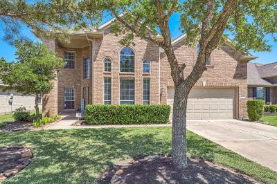 Fort Bend County Single Family Home For Sale: 24818 Diamond Run Court
