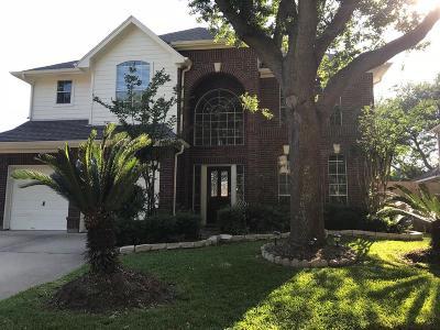 Sugar Land Single Family Home For Sale: 1710 Abellfield Lane