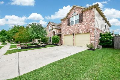 Cypress Single Family Home For Sale: 18406 N Settlers Shore Drive