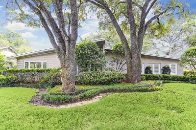 Meyerland, Meyerland 1, Meyerland 3, Meyerland 8 Rp C Single Family Home For Sale: 4823 Braesvalley Drive