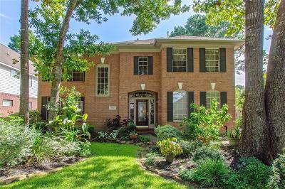 Kingwood Single Family Home For Sale: 2910 Maple Bend Drive