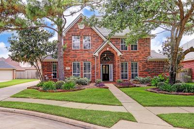 Katy Single Family Home For Sale: 1611 Cottage Point Drive