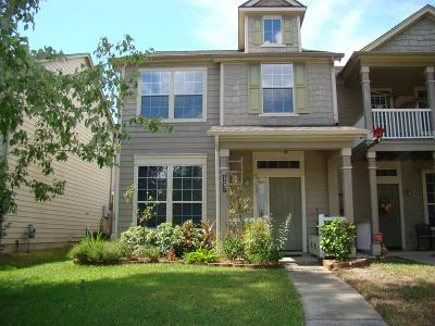Spring Condo/Townhouse For Sale: 2247 Walnut Fair Lane
