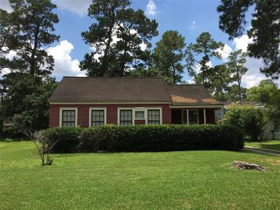 Houston Single Family Home For Sale: 815 W 43rd Street