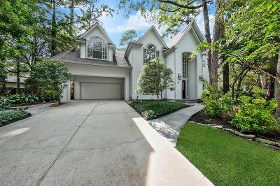 The Woodlands TX Single Family Home For Sale: $409,000