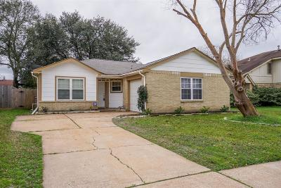 Cypress Single Family Home For Sale: 18531 Bridoon Drive