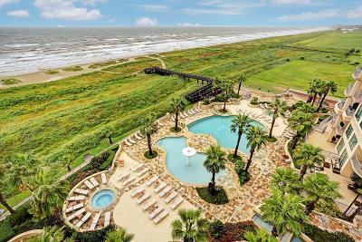 Galveston Mid/High-Rise For Sale: 801 E Beach Drive #BC0708