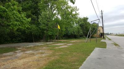 Houston Residential Lots & Land For Sale: 6915 Eastex Freeway