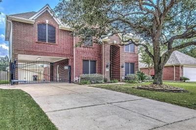 Houston Single Family Home For Sale: 12718 Leemont Court