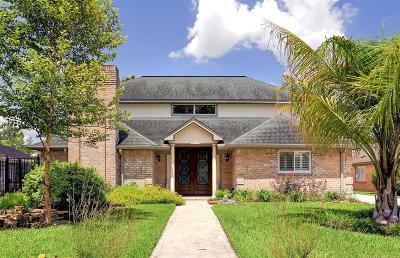 Houston Single Family Home For Sale: 3027 Stetson Lane