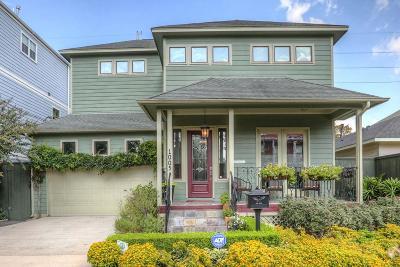 Houston Single Family Home For Sale: 1005 Nicholson Street