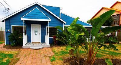 San Leon Single Family Home For Sale: 110 8th Street