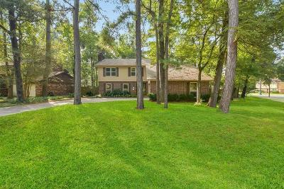 The Woodlands Single Family Home For Sale: 2 Maple Branch Street