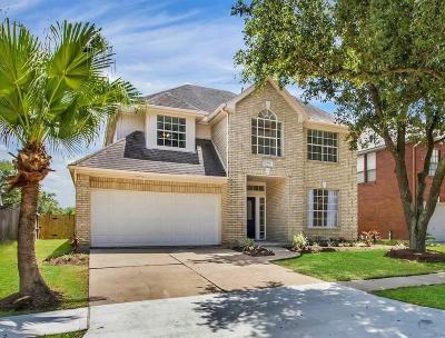 Missouri City Single Family Home For Sale: 12719 Water Oak Drive