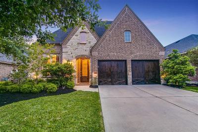 Katy Single Family Home For Sale: 2854 Belham Creek Drive