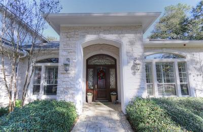 Tomball Single Family Home For Sale: 17214 Lakeway Park