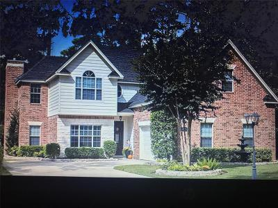 Montgomery Single Family Home For Sale: 334 Camden Hills W