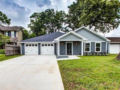 Houston Single Family Home For Sale: 1806 Nina Lee Lane