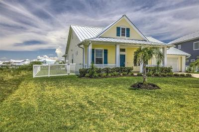 Texas City Single Family Home For Sale: 5321 Allen Cay Drive