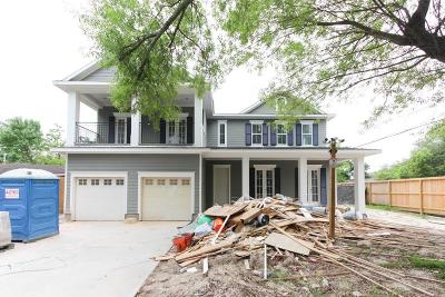 Houston Single Family Home For Sale: 1537 Chippendale Road