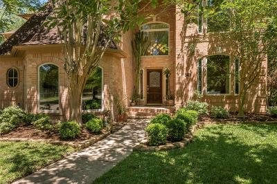 Houston Single Family Home For Sale: 14607 Juniper Forest Lane