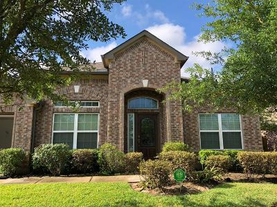 Richmond Single Family Home For Sale: 17327 Quiet Shores Dr
