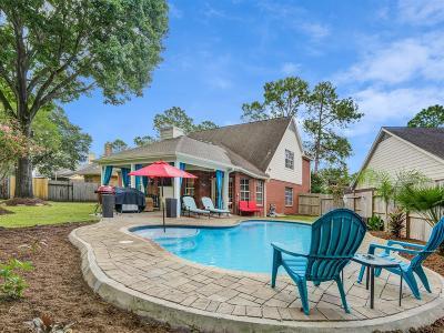 Houston Single Family Home For Sale: 1210 Sandy Plains Lane